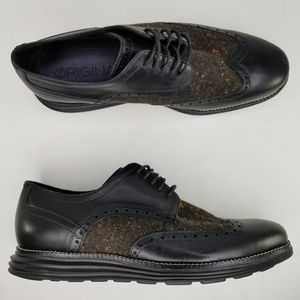 Cole Haan OriginalGrand Leather Wingtip Oxford 8.5
